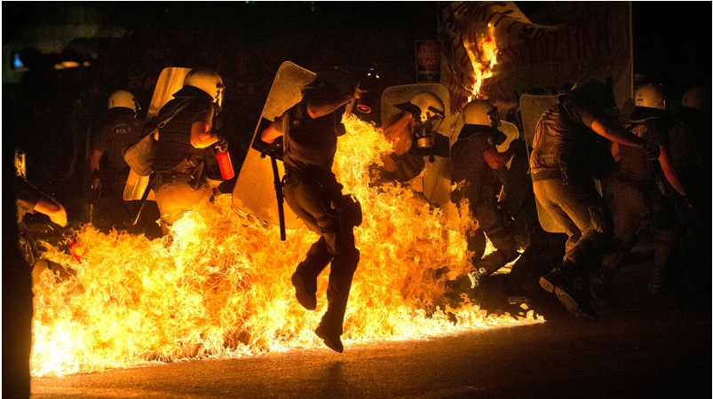 King World News - Man Who Predicted Riots In Athens Warns All Hell Is Going To Break Loose