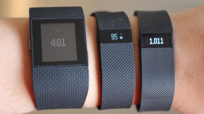 Review: Updated: Fitbit Surge | King World News