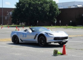 The New Chevrolet Corvette Z06 Is Amazing, But Can It Autocross?