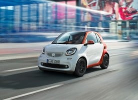 2016 Smart Fortwo Fuel Economy Released, ED Model to Arrive for 2017