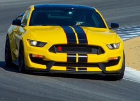 2016 Ford Mustang Shelby GT350 / GT350R Driven: Ford Moves the Muscle Car to a Higher Order