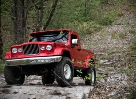 Jeep May Actually Build Wrangler-Based Pickup