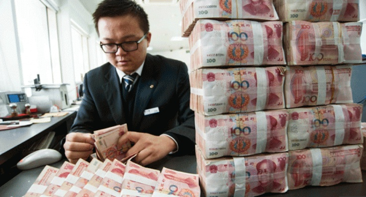King World News - President Of China Beige Book International Says Talk Of Currency Wars Are Overblown - Clarifies China's Devaluation Of The Yuan