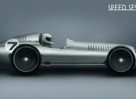 Future Past: This Modern 1930s Grand Prix–Style Sports Car Needs to Happen