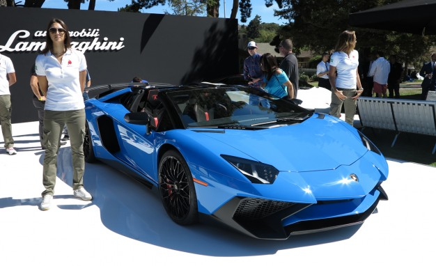 Officially A Thing 2016 Lamborghini Aventador Lp750 4 Superveloce