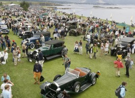 Donning the Blue Blazer: What It's Like to Judge at the Pebble Beach Concours [Sponsored]