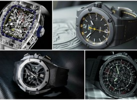 The Ultimate Automotive-Themed Watches [Sponsored]