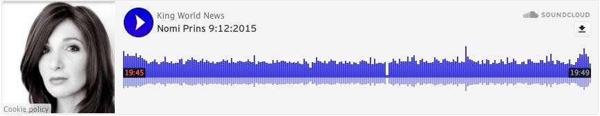 KWN Nomi Prins mp3 9:12:2015