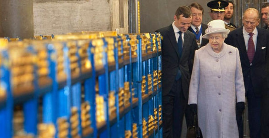 King World News - What Caused The Bank of England To Halt Gold Leasing In A Panic?