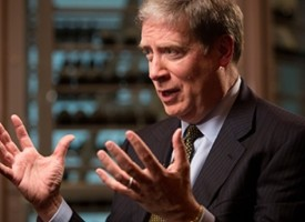 Stan Druckenmiller And Bill Fleckenstein On The War In Gold, Central Bank Lunacy And China's $30 Trillion Problem