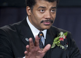GMO propagandist Neil deGrasse Tyson also pushing massive geoengineering to alter the atmosphere with chemicals