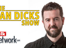 Smash through the pyramid with TalkNetwork's Dan Dicks Show