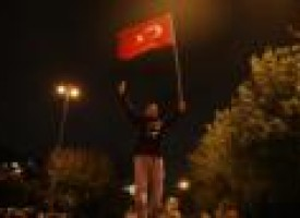 Turkey's ruling party sweeps back to majority in parliament