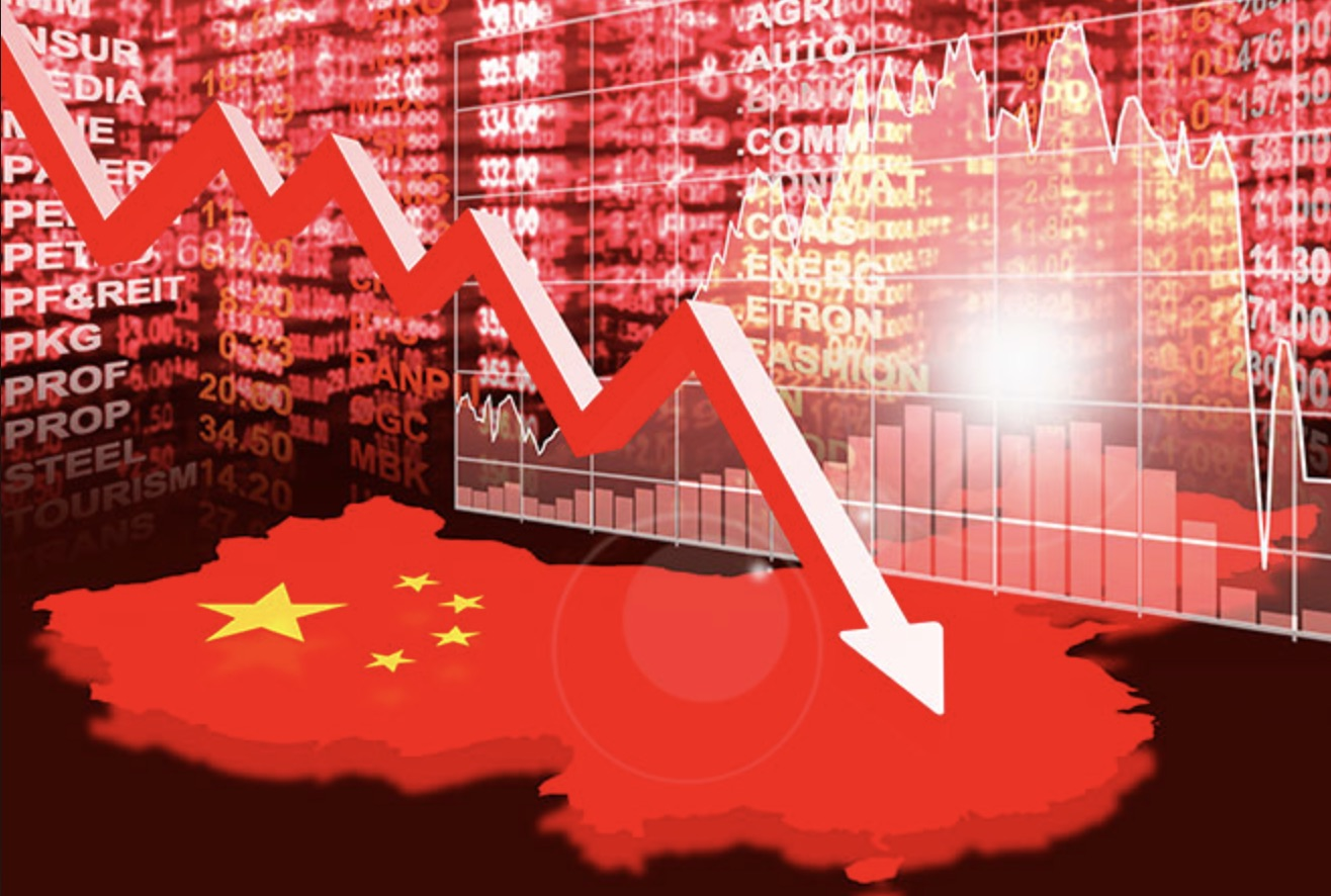 King World News - China's Stock Market Plunges As Fierce Battle In The Gold And Silver Markets Continues