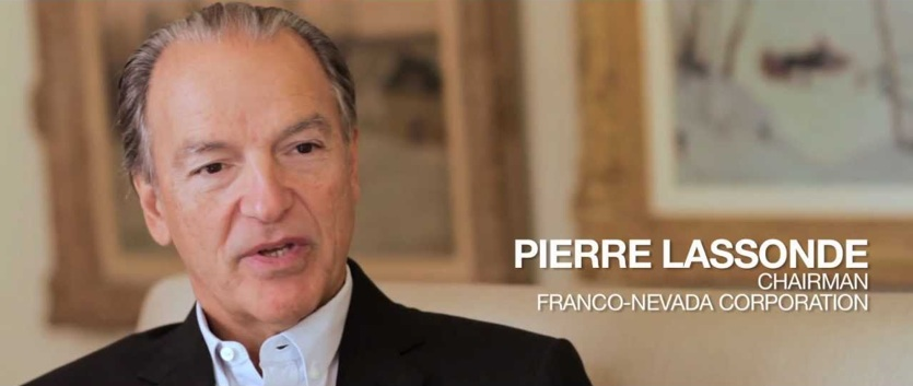 Pierre Lassonde - I