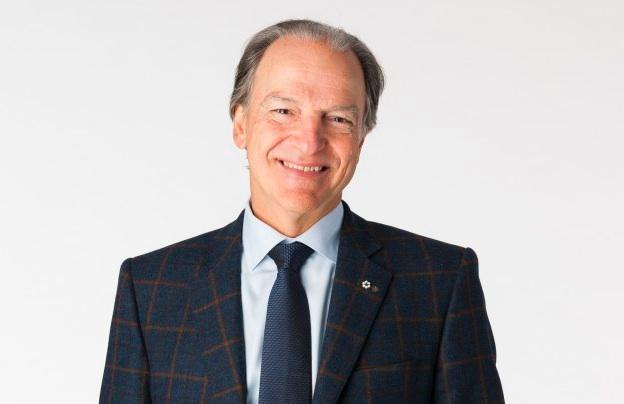 Pierre Lassonde, founder of the Lassonde Entrepreneur Institute at the University of Utah