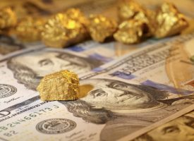 Look At What's Going On With The Dollar And How It Will Impact Gold & Silver