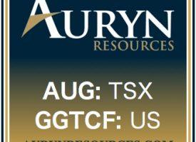 Auryn Resources Inc.