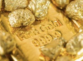 Is The Gold Market Quietly Setting Up For A Massive Surge Above $1,500?