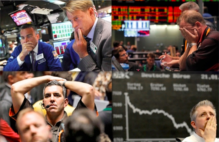 King World News - Forget Hindenburg Omen And Death Cross - This Alarming Event Just Happened For The 5th Time In History And The Other 4 Times The Stock Market Collapsed More Than 33%!