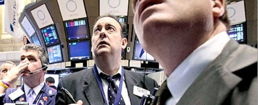 A Panic Crash, Loss Of Confidence & A Severe Financial Crisis