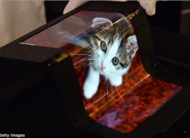 Foldable Screens Breakthrough: New Super-Flexible & Super-Strong Touchscreens
