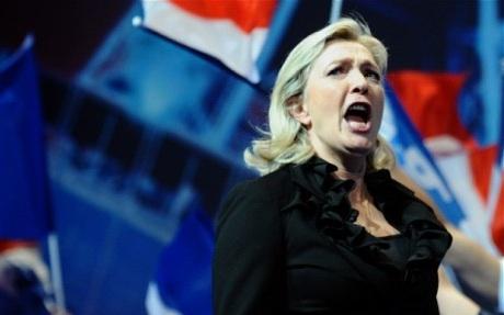 KWN : Turk : Marine Le Pen II