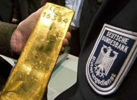 Serious Questions Surround Germany's Alleged 120 Ton Gold Repatriation From U.S. And Paris