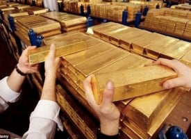 London Gold Pool II On The Verge Of Collapse As Panic Nears