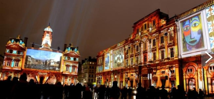 Incredible Installations from the 2014 Festival of Lights