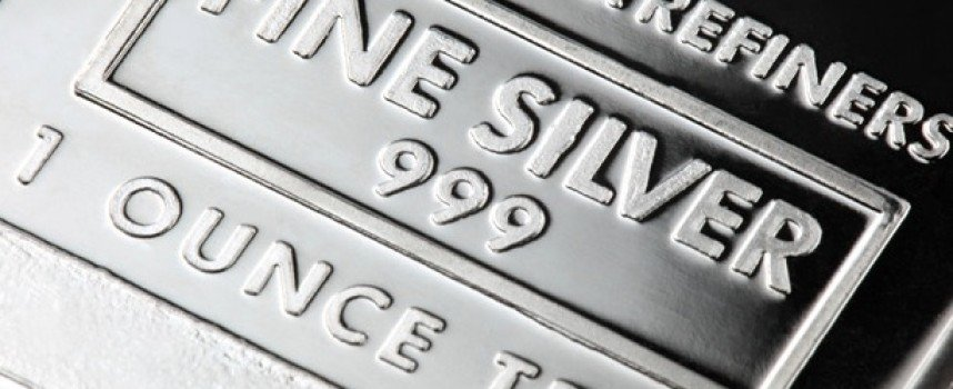 Silver Is The Chart Of The Day, Plus A Look At Gold