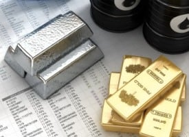 Silver, Gold, Crude Oil, Plus The Week Ahead