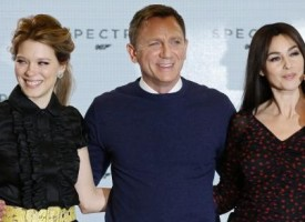 James Bond's New 'SPECTRE' Script Stolen In Sony Hacker Attack