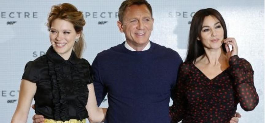 James Bond's New 'SPECTRE' Script Stolen In Sony Hacker Attack