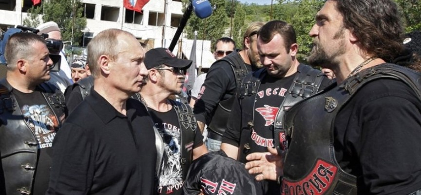 Stunning Development As U.S. Sanctions Putin's Pro-Russian Bikers