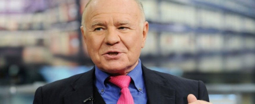 Marc Faber's Advice On Trading & Investing In 2015