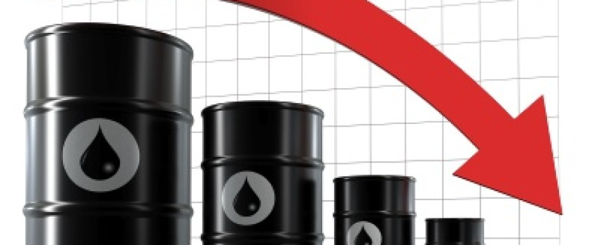 What Does The 40% Collapse In Oil Prices Mean For Investors?