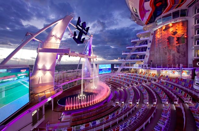 The Most High-Tech Cruise Ships In The World .p1