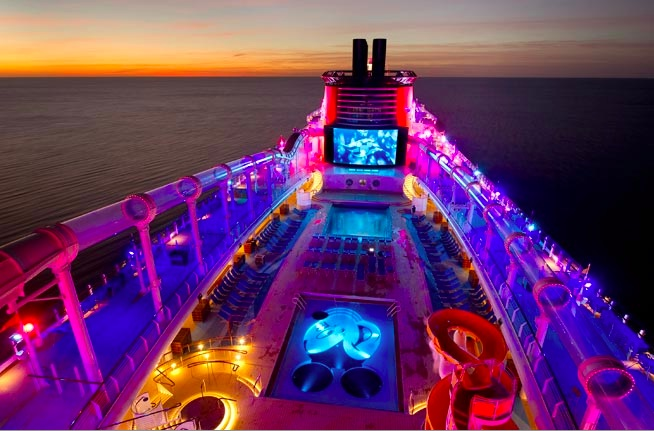 The Most High-Tech Cruise Ships In The World .p2