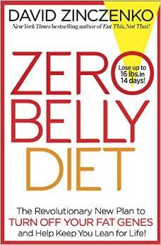 KWN - Zero Belly Diet - Book - Image