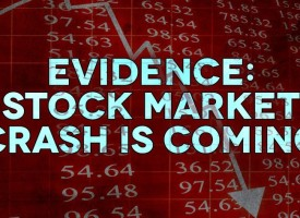 10 Warning Signs – 2015 Market Crash Dead Ahead