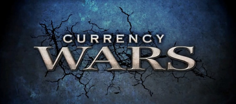 King World News - Currency Wars Now Heating Up As CRB Falls To A Level Not Seen Since 2009
