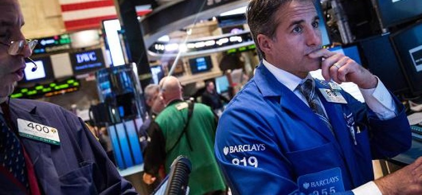 Global Markets Seeing Historic Selling Stampede