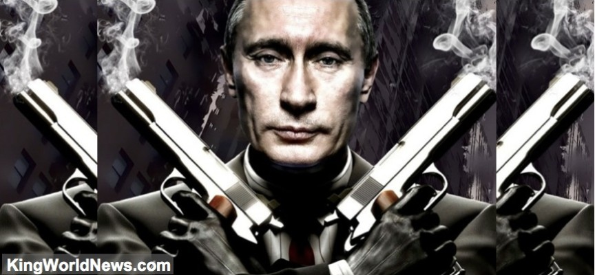 Paul Craig Roberts – Is Vladimir Putin The Most Powerful Man On Earth?