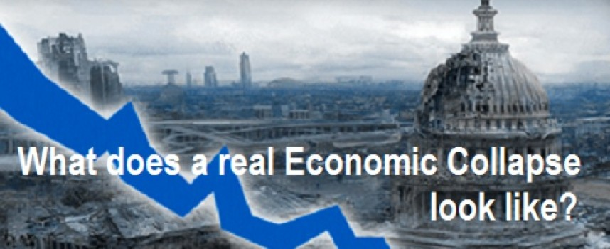 SHOCKING ILLUSTRATION – Does This Signal A Major Collapse Is Near?