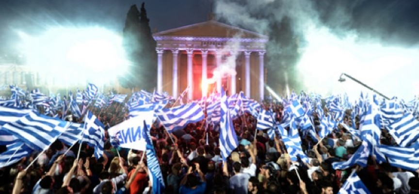 There Is No Deal…Riots & Chaos In Athens And Markets On Monday