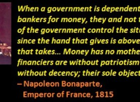 Historic Revolt Against Corrupt Western Banksters Now Underway
