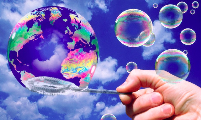 King World News - Bursting Bubbles And A World Headed For Disaster