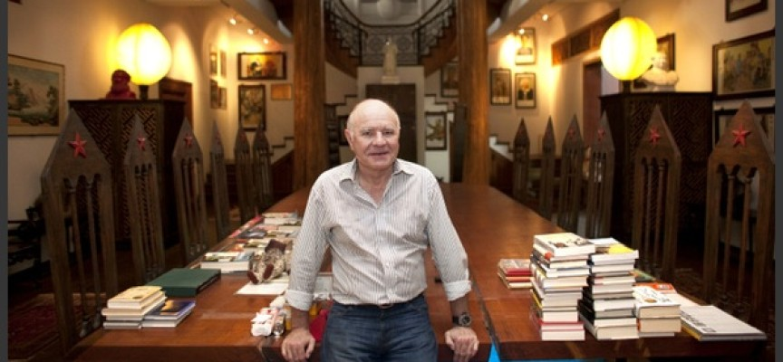 The 1998 And 2008 Crises, Marc Faber And Trapped Central Banks