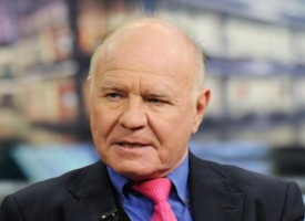 Marc Faber Unveils The Biggest Surprise For 2015 And The Greatest Danger Facing The World Today